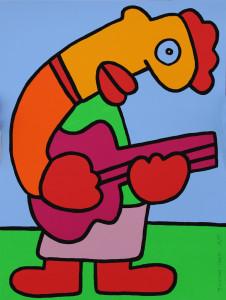 Musician Series / Guitarist