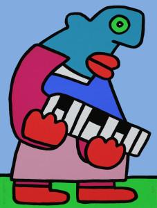 Musician Series / Pianist